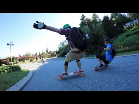 Rayne Longboards: Global team, Local shredding