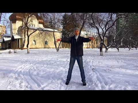 Как просто и эффективно справиться с холодом и стрессом - практика