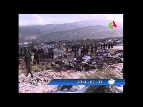 Raw: Algerian Plane Crash Kills 77, One Survivor