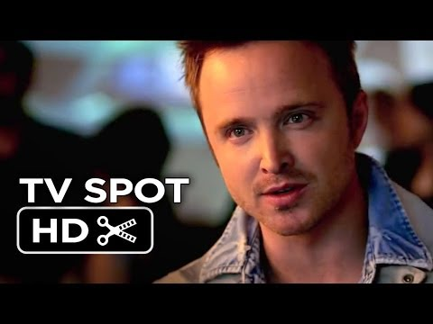 Need For Speed UK TV SPOT - Pulse (2014) - Aaron Paul Movie HD