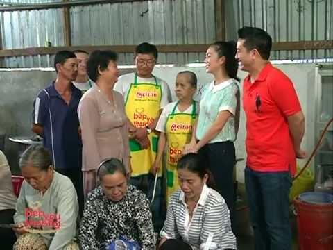 Tập 2 - Bếp Yêu Thương 2013 - Bếp ăn từ thiện Bệnh viện y học cổ truyền Bình Dương