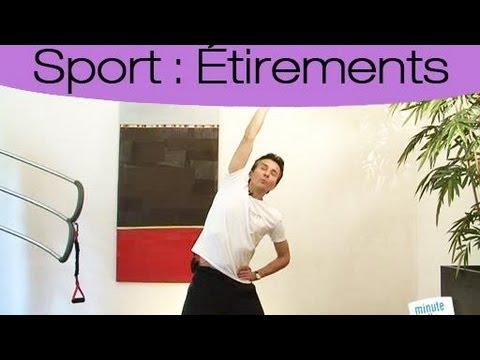 Exercises : Etirer son dos et sa taille