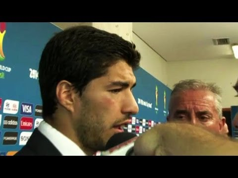 Luis Suarez Bite - 'These Things Happen On The Pitch, No Need To Make A Story Out Of It'