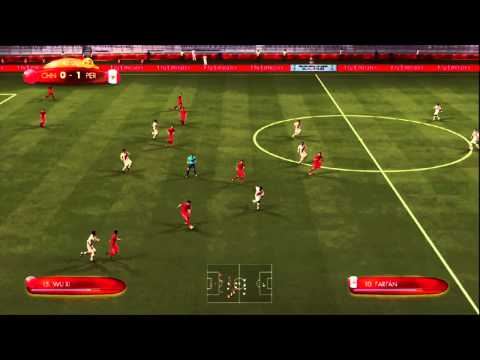FIFA Digital World Cup 2014 Qualification: China - Peru