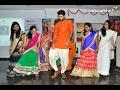 Vijay Devarakonda with his Dwaraka Team at ACE Engineering College