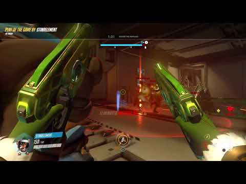Overwatch: tracer potg