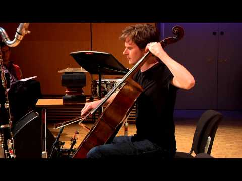 Music for cello and one or more amplified vases