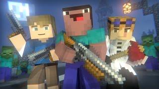 Blocking Dead: FULL ANIMATION (Minecraft Animation) [Hypixel]