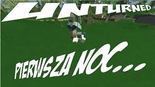 Nowy Minecraft Czyli Unturned #1 Jak Przetrwać