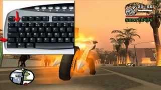 Como Jogar Com O Mod Motoqueiro Fantasma No GTA San