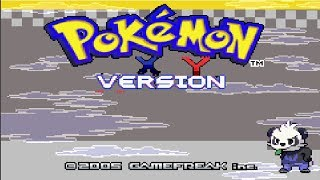 Pokémon X/Y: Version Gba. Cap 2. (Pokémon X/Y Para