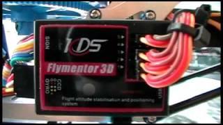 KDS FlyMentor 3D Mounting