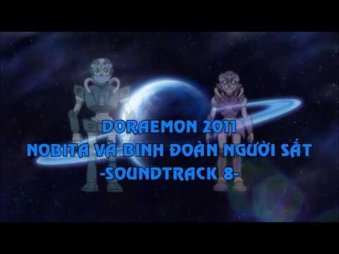 【Doraemon 2011】Nobita Và Binh Đoàn Người Sắt-Sad Soundtrack 8(end)