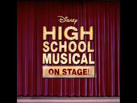 We're All In This Together (Reprise) INSTRUMENTAL - Stage Song (High School Musical)
