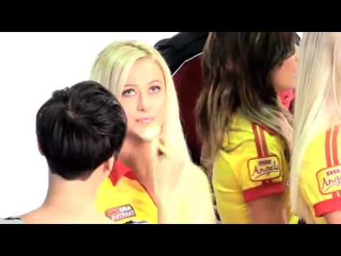 XXXX Angels   Behind the scenes at the 2011 Photoshoot   YouTube