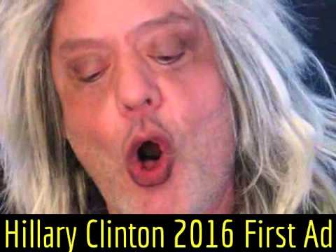Hilary Clinton 2016 First Ad