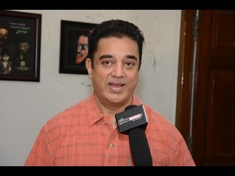 Dr.Kamal Haasan's exclusive interview to Behindwoods after being conferred Padma Bhushan - BW