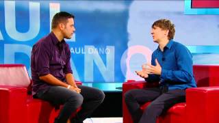 Paul Dano On George Stroumboulopoulos Tonight: INTERVIEW