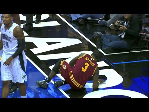 Dion Waiters 21 Pts Highlights (Acrobatic Layup) at Orlando Magic (2013.10.11) (NBA PRESEASON)