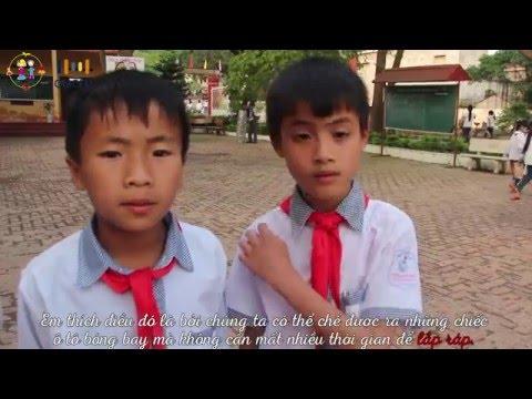 [RECAP] CAMP 4 tại trường Tiểu học Yên Lư số 2, huyện Yên Dũng, tỉnh Bắc Giang