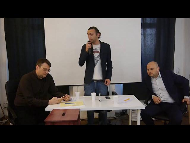 Дебаты Евгения Фёдорова и Андрея Пивоварова, 05.05.17