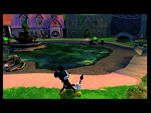 Epic Mickey 2: 10 минут геймплея