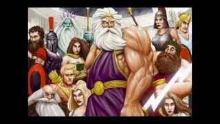 Os Deuses Gregos E Suas Músicas Características