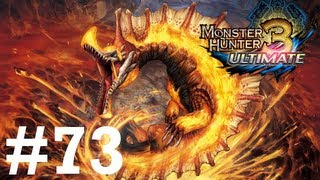 Monster Hunter 3 Ultimate - Online Quests -- Part 73: Festival on the Sea of Sand - Hallowed Jhen