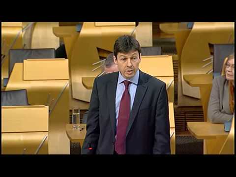 Topical Questions - Scottish Parliament: 21st January 2014