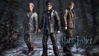 Zagrajmy W Harry Potter I Insygnia Śmierci Cz1 #1 Lot