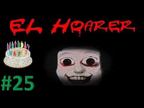 Jumpscares Galore! - El Hoarer