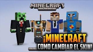 Como Cambiar El Skin De Minecraft [NO PREMIUM] [PIRATA] [1