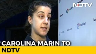 PV Sindhu, Saina Nehwal are rivals in court, says Marin..