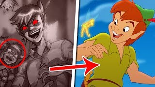 The Messed Up Origins of Peter Pan | Disney Explained - Jon Solo
