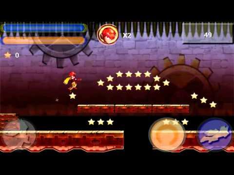 Game android Siêu nhân đào tẩu