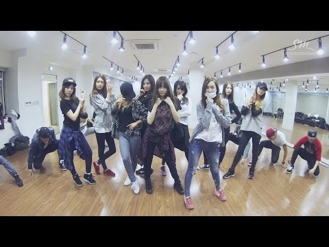 Girls' Generation 소녀시대_'Mr.Mr.' Dance Practice ver.