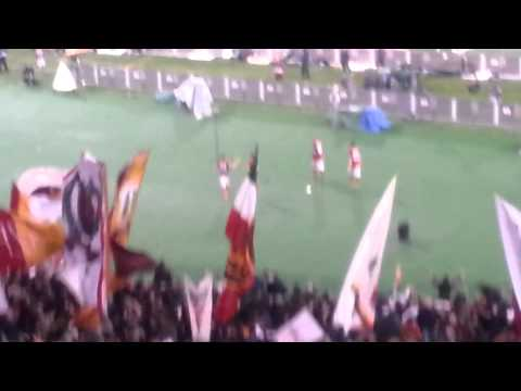 ROMA - torino 2-1 Florenzi eurogol 2014/03/25