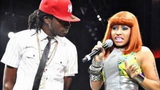 Gyptian Ft. Nicki Minaj- Hold Yuh Remix Ft. Brick & Lace