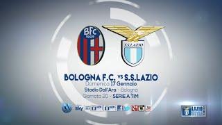 Trailer Bologna-Lazio