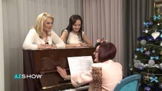 Provocare AISHOW: Olga Ciolacu - muzică populară la pian