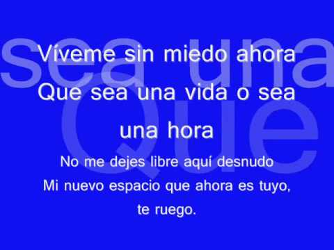 Laura Pausini-Viveme with lyrics