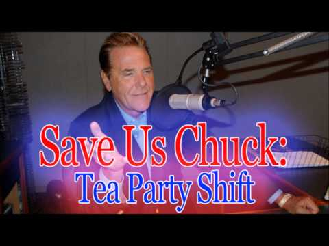 Save Us Chuck - Tea Party Shift