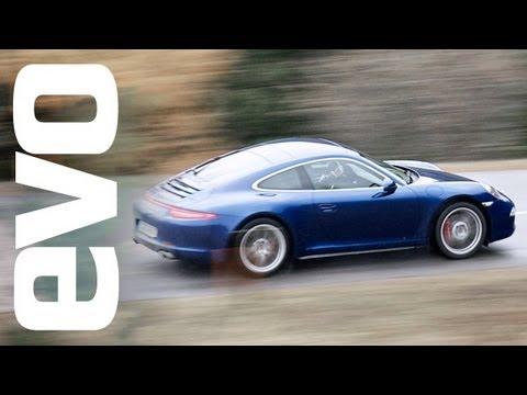 Porsche 911 Carrera 4S | evo REVIEW