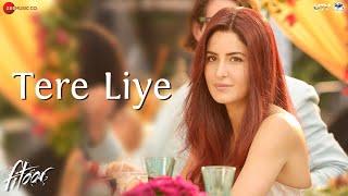 Tere Liye Song, FITOOR Movie, Aditya Roy Kapur, Katrina Kaif