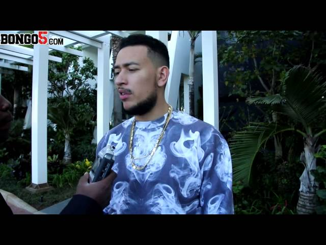 South African rapper AKA talks about his new album, collabo and music production