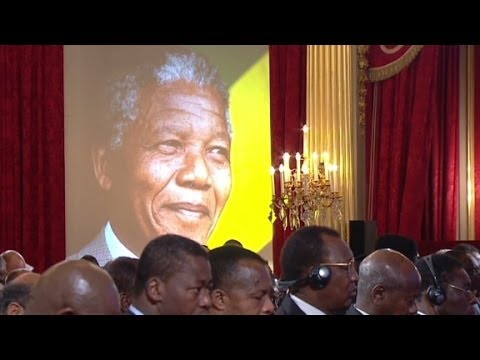 African leaders, citizens mourn Mandela