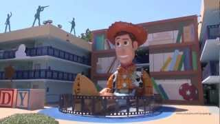 Disney's All Star Movie Resort 2013 Tour And Overview Walt