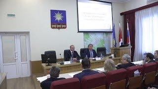 Депутаты округа провели внеочередное заседание думы