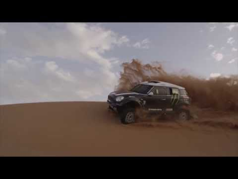 Revved and Ready for DAKAR 2014  MINI Seeks 3rd Title