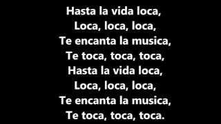 Fly Project Toca Toca Lyrics Video